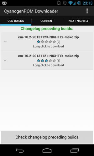 CM Downloader 2.0Beta6 Screen 6