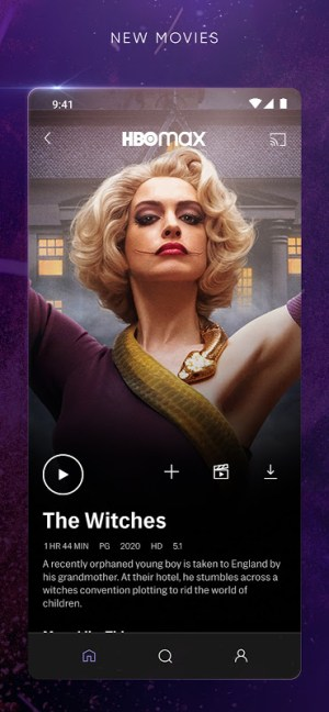 HBO Max: Stream and Watch TV, Movies, and More 50.36.0.2 Screen 5