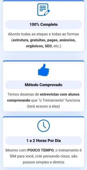 Curso de Marketing Digital - Afiliados Online 3.1 Screen 1