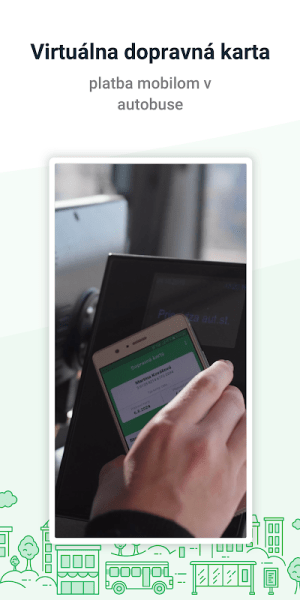 Dopravná karta v mobile 2.9.1 Screen 2