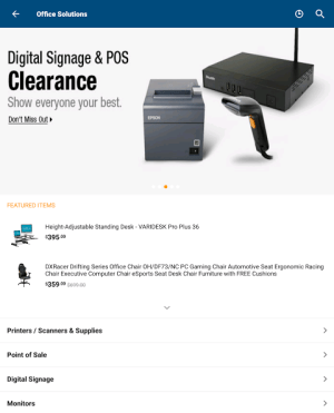 Newegg 4.4.4 Screen 10