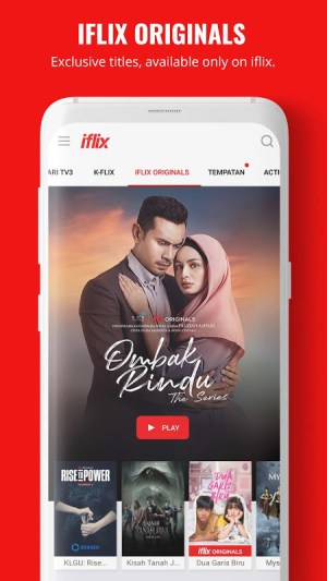 iflix - Movies, TV Series & News 3.40.0-19412 Screen 3