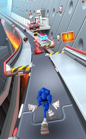 Sonic Dash 2: Sonic Boom 1.9.0 Screen 6