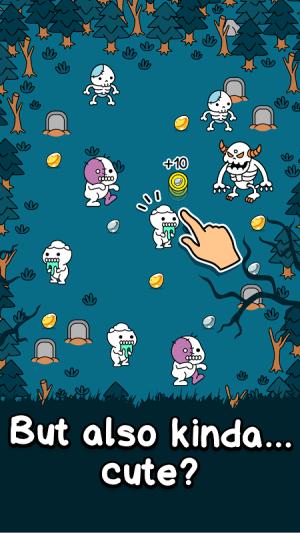 Zombie Evolution - Halloween Zombie Making Game 1.0.5 Screen 1