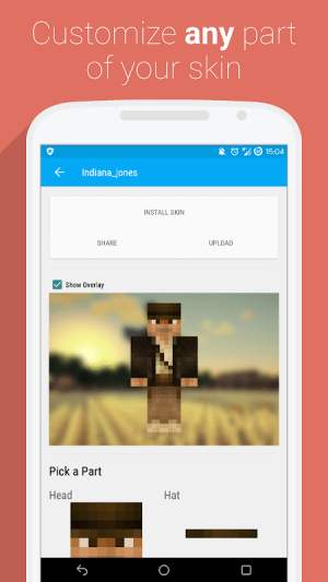 UTK.io for Minecraft PE 1.2 beta4 Screen 2