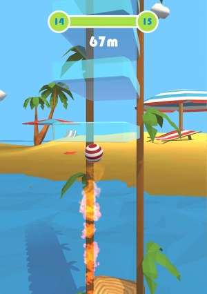 Arch Ball - Flick Ball 3D 1.0.9 Screen 6