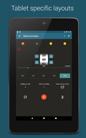 Metronome Beats 5.1.0 Screen 1