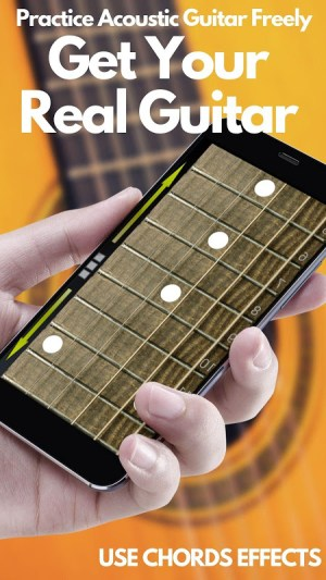 Real Guitar App - Acoustic Guitar Simulator 3.0.0 Screen 3