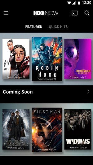 HBO NOW: Stream TV & Movies 22.0.0.540 Screen 10
