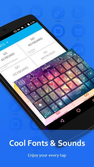 GO Keyboard - Emoji, Sticker 3.58 Screen 5
