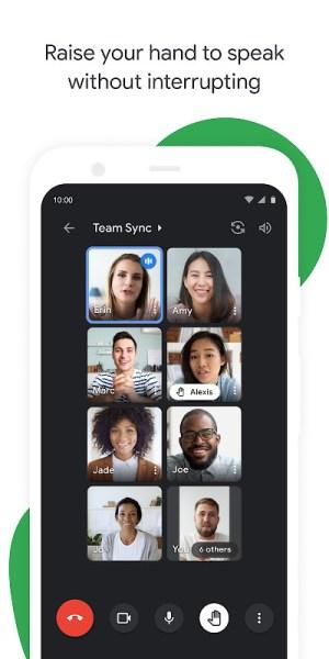 Google Meet – Secure video meetings 2021.09.11.396638105.Release Screen 16