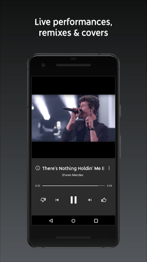 YouTube Music - stream music and play videos 3.23.52 Screen 2