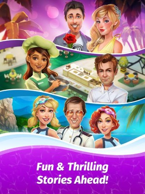 Android The Love Boat: Puzzle Cruise – Your Match 3 Crush! Screen 10
