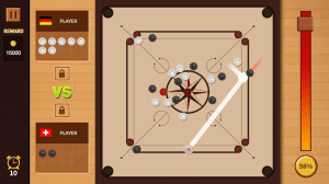 Android Carrom Champion Screen 6