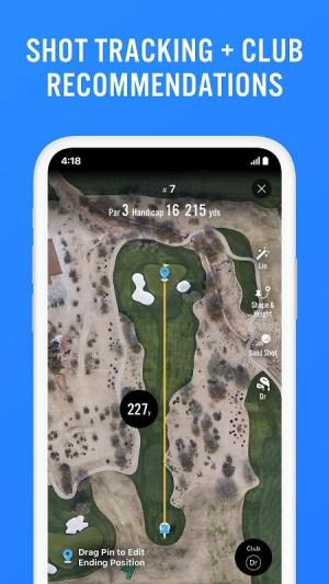 Golf GPS 18Birdies Scorecard & Yardage Rangefinder 11.8.1 Screen 1