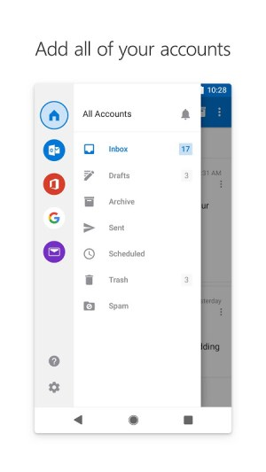Microsoft Outlook 4.2104.2 Screen 7