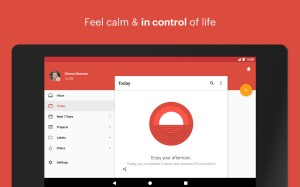 Todoist: To-Do List, Task List 12.9 Screen 14