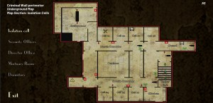 N°752 Out of Isolation-Horror in the prison 1.098 Screen 4