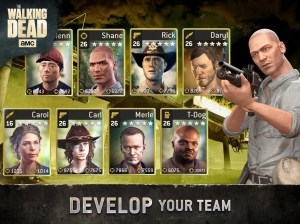 The Walking Dead No Man's Land 3.12.0.265 Screen 5