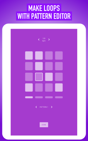 Drum Pads 24 - Beats and Music 2.4.2 Screen 9