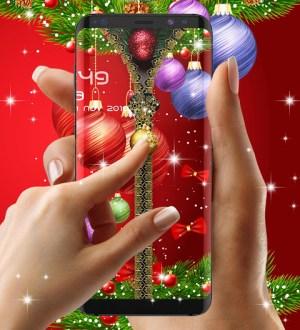 Christmas lock screen 5.0 Screen 3