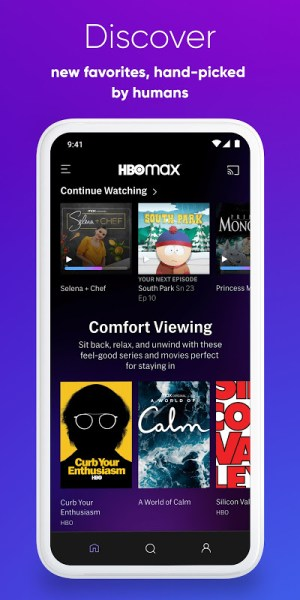 HBO Max: Stream HBO, TV, Movies & More 50.6.0.168 Screen 6