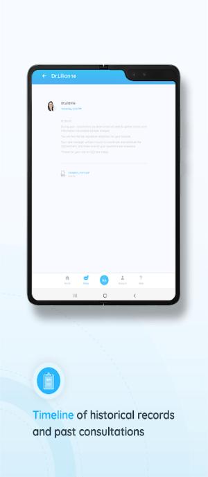 EQ Care 3.8.2 Screen 1