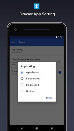 Apex Launcher Pro 1.4 Screen 5