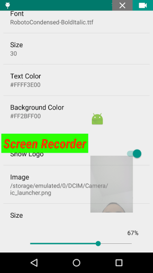 ADV Screen Recorder 3.9.0 Screen 5