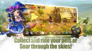 Flyff Legacy - Anime MMORPG 3.1.72 Screen 4
