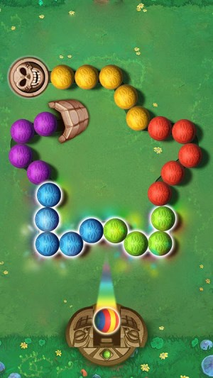 Puzzles- ball shooting game 80.0 Screen 10