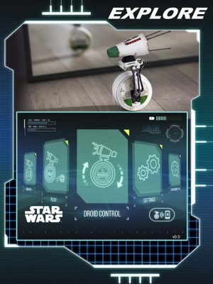 Star Wars™ Ultimate D-O 2.3 Screen 2