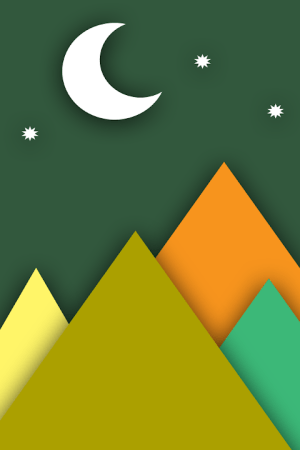 Android Material Design Wallpapers Screen 1