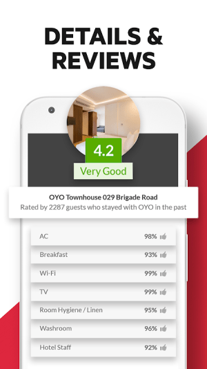 OYO: Find Best Hotels & Book Rooms At Great Deals 5.0.2 Screen 4