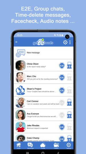 get2Clouds - Privacy & Security app 1.0.59 Screen 13