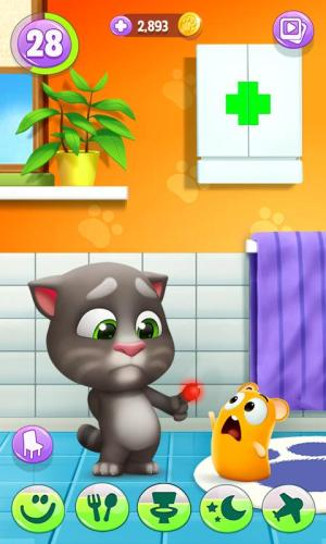 My Talking Tom 2 1.6.1.702 Screen 15