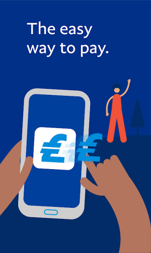 Android PayPal Screen 1