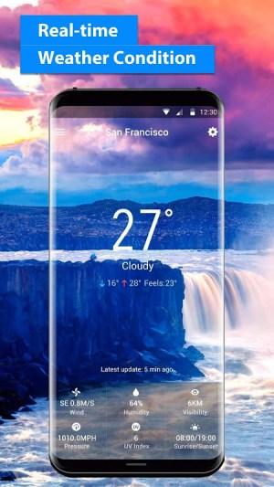 Local Weather Report Widget 16.6.0.50055 Screen 5