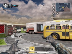 Android Call of Duty®: Mobile Screen 2