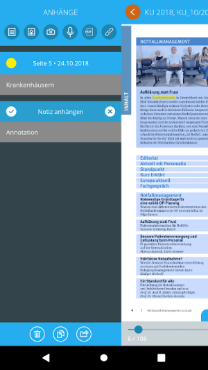 KU Gesundheitsmanagement 4.3.0 Screen 5