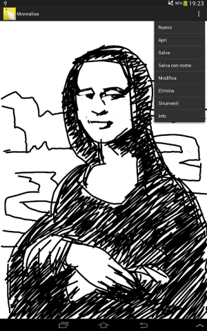 Hand Drawing 0.4b6 Screen 7