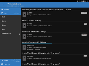 BiglyBT, Torrent Downloader Client 1.3.2.0 Screen 13