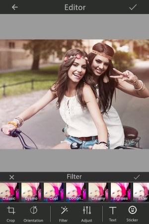 PicCam : Perfect Selfie Camera 4.2 Screen 2