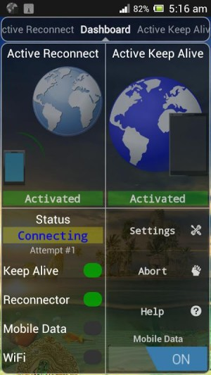 Connection Stabilizer Booster 2.2.0 Screen 12