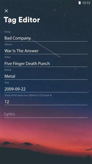 Music Player - MP3 Player v5.8.0 Screen 4