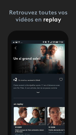 france•tv : direct et replay 8.9.2 Screen 3