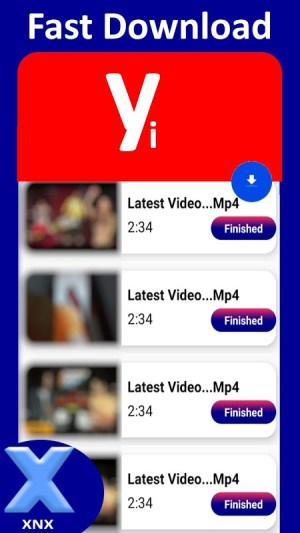 Android x🔥 xnBrowse:Social Video Downloader,Unblock Sites Screen 5