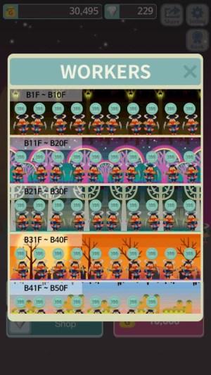 [VIP]Infinity Dungeon: RPG Adventure 3.2.5 Screen 2