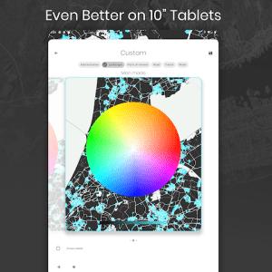 Cartogram - Live Map Wallpapers & Backgrounds 4.3.0 Screen 6