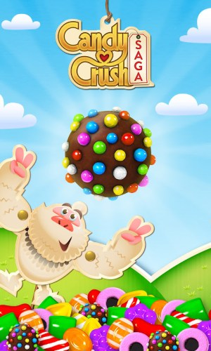 Candy Crush Saga 1.210.2.1 Screen 3